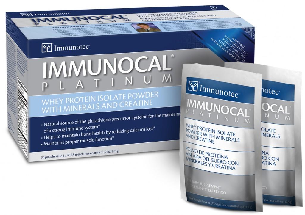 10 Beneficios de Tomar Immunocal Platinum