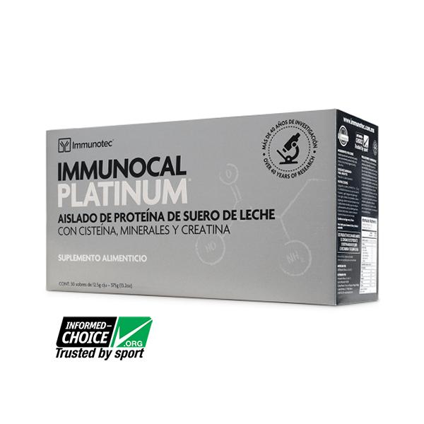 Immunocal Platinum 2017