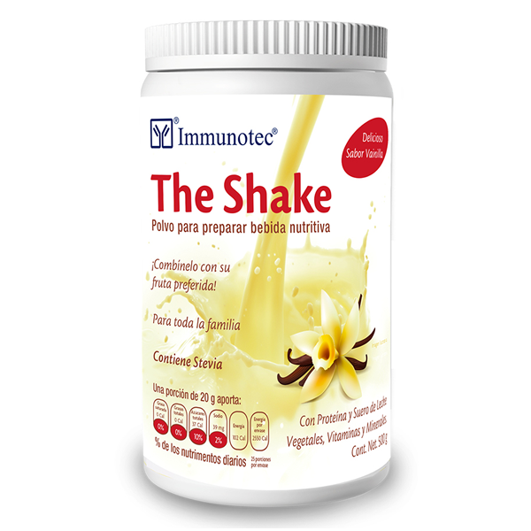 The Shake Malteada Nutritiva
