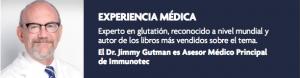 experiencia medica immunocal jimmy gutman