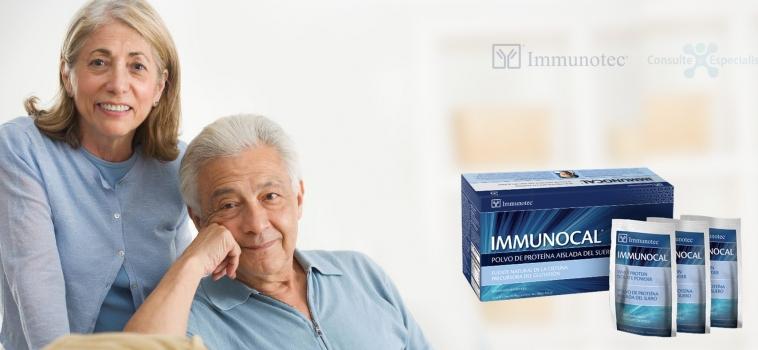 Immunocal Descuento Paquete de Bienvenida