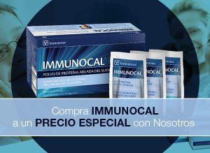 Consulte al Especialista Distribuidor Immunotec