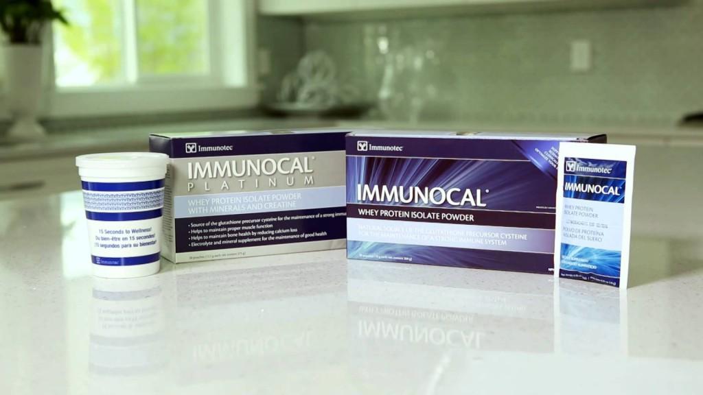 ¿Cuál es la diferencia entre Immunocal e Immunocal Platinum?