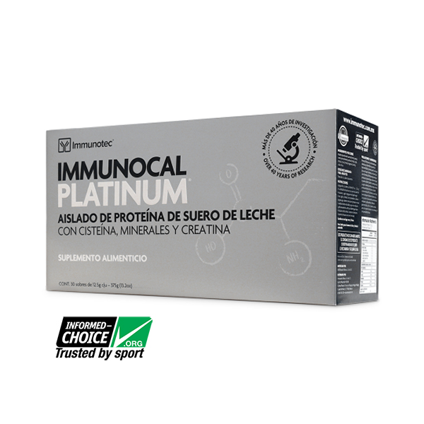 Immunocal Platinum 2017