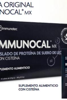 ¿Porqué Immunocal es diferente a los otros aislados de proteína de suero de leche?