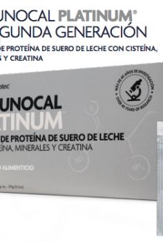 Immunocal Platinum la segunda generación